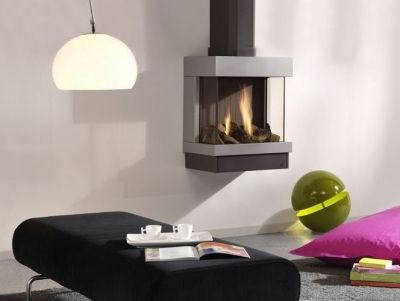 Gas Fire Diablo