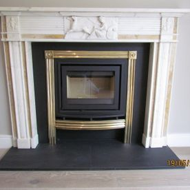 Restoration King Fireplace and Stoves
