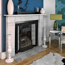 Restoration King Fireplace and Stoves T-7208 (2)